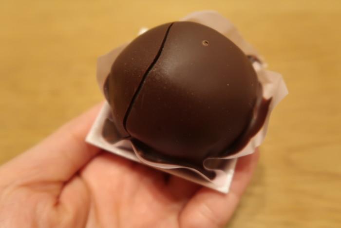 夢菓房たからのチョコいちご大福