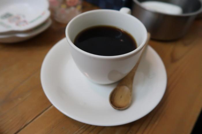 子やぎのさんぽのコーヒー