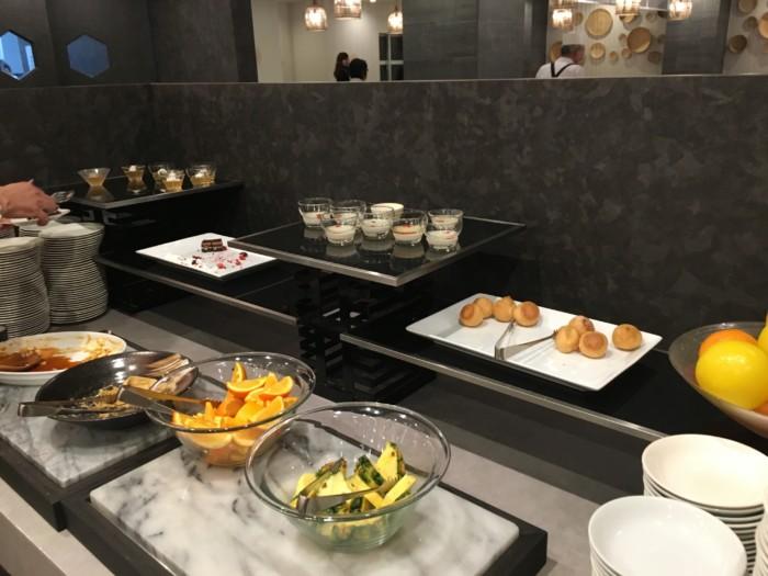 亀の井ホテルバイキング『別府ボールドキッチン』夕食のデザート