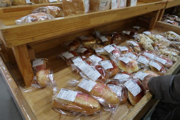 さいさいきて屋(今治)のパン