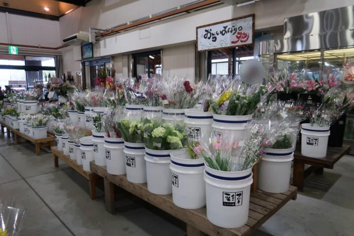 さいさいきて屋(今治)で販売されているお花