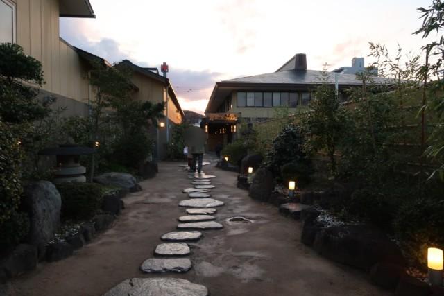 さらい(香川)の外庭
