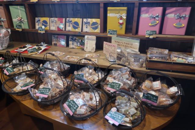 sola(松山)のクッキーや焼き菓子
