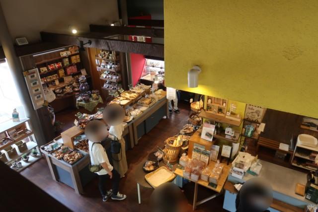 sola(松山)の店内の様子