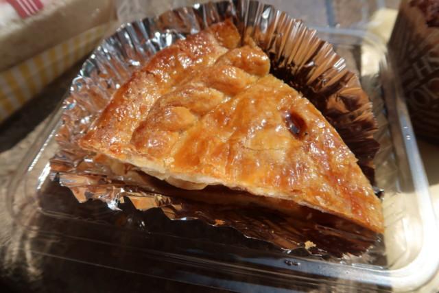 sola(松山)のアップルパイ