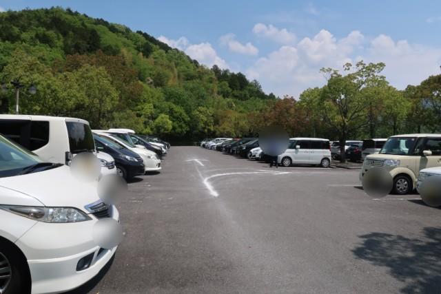 愛媛歴史博物館,駐車場