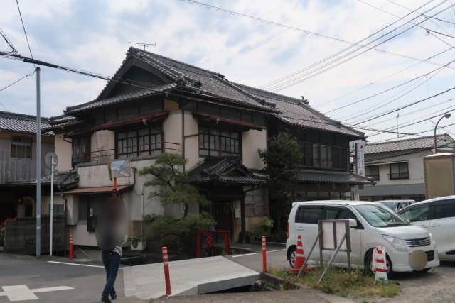 門田商店(かどみせ)の外観