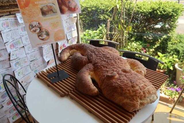 内田パンの一升パン