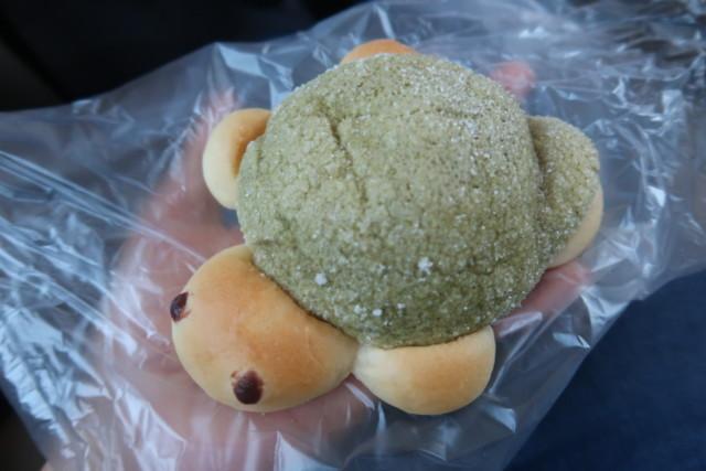 内田パンのカメパン