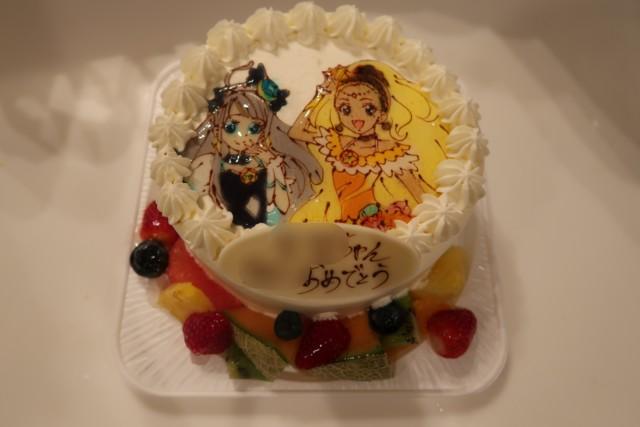 パティスリーラポール,キャラクターケーキ