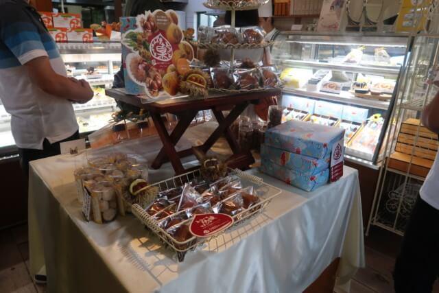 みかんカフェ(松山)の店内の雰囲気