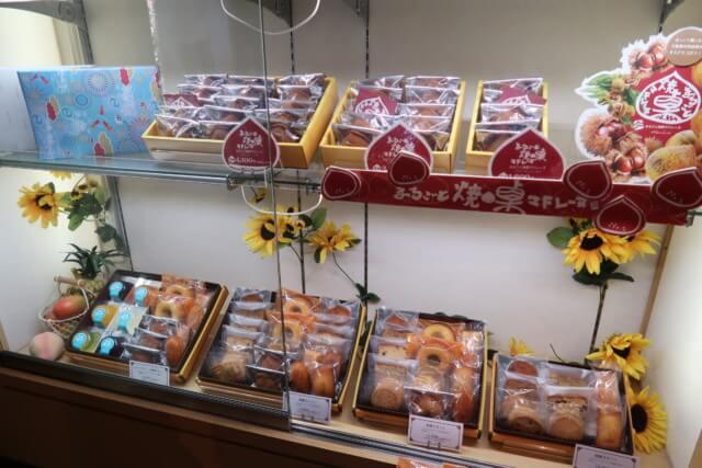 みかんカフェ(松山)の焼き菓子
