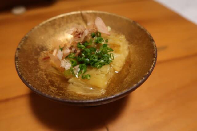 いたや,松山,料理(なす)