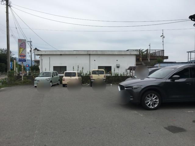 ブルーシール(ブルーヘブン),松山,駐車場