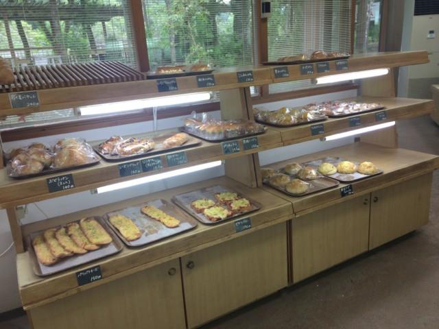 からり(内子)のパン屋