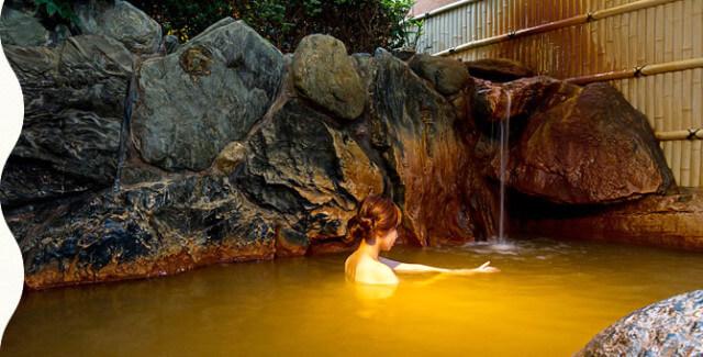 ていれぎの湯,松山,黄金の湯