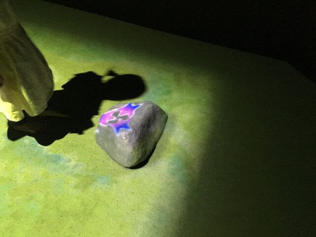 えひめこどもの城,ミラクルたまごの泉,デジタルアート