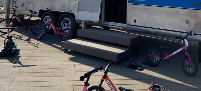 マテラサーキット自転車のレンタル