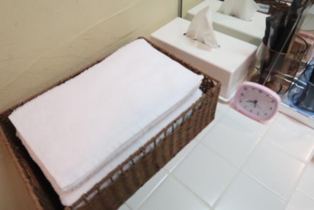 ひめひこ温泉,家族風呂,タオル