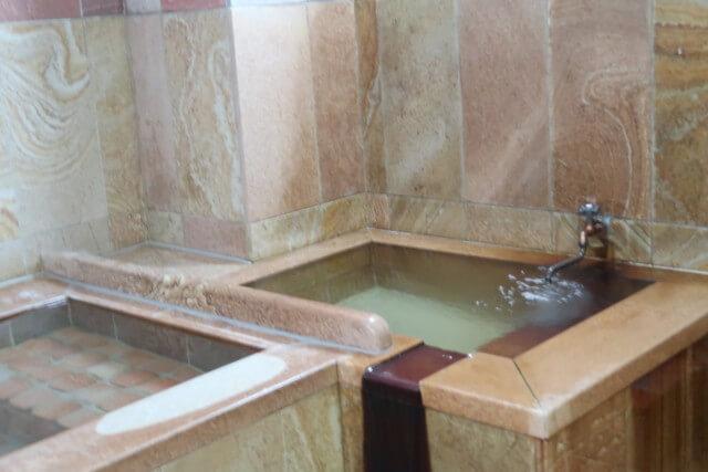 ひめひこ温泉,家族風呂,内風呂