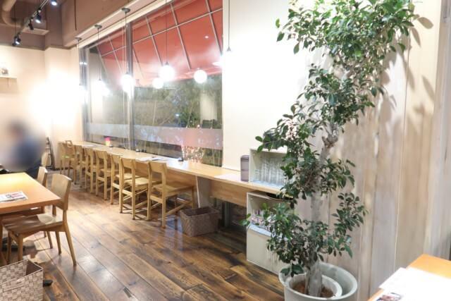 アマネク食堂,カウンター席