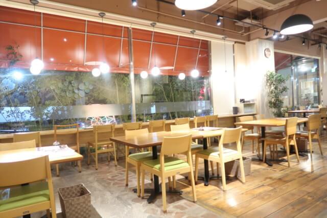 アマネク食堂,店内の雰囲気