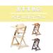 【大和屋ベビーチェアー4種】すくすくチェアの違いを徹底比較!